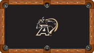 Army Black Knights 9' Pool Table Felt