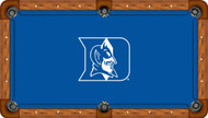 Duke University Blue Devils 8' Pool Table Felt
