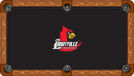 University of Louisville Cardinals 8' Pool Table Felt