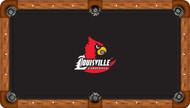 University of Louisville Cardinals 9' Pool Table Felt