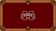 Mississippi State University Bulldogs 7' Pool Table Felt