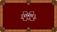 Mississippi State University Bulldogs 9' Pool Table Felt