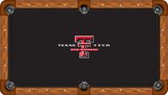 Texas Tech University Red Raiders 8' Pool Table Felt