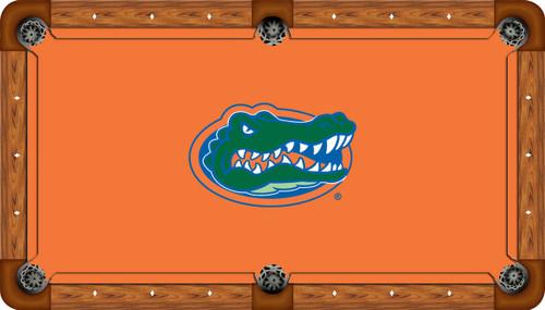 University of Florida Gators 8' Pool Table Felt