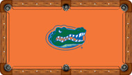 University of Florida Gators 9' Pool Table Felt