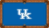 University of Kentucky Wildcats 8' Pool Table Felt