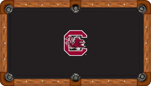 University of South Carolina Gamecocks 8' Pool Table Felt