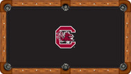University of South Carolina Gamecocks 9' Pool Table Felt