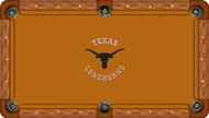 University of Texas Longhorns 9' Pool Table Felt