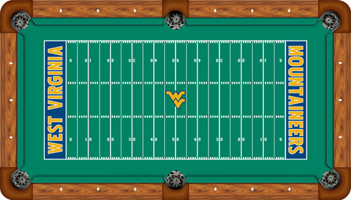 Wake Forest University Demon Deacons 7' Pool Table Felt