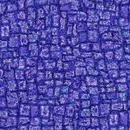 ArtScape 9' Blue Mosaic Pool Table Cloth