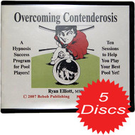 Overcoming Contenderosis, Five CD Set
