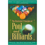 The Illustrated Principles of Pool and Billiards Book