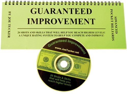 Guaranteed Improvement, DVD and Workbook