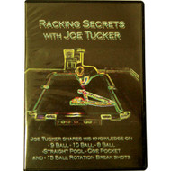 Racking Secrets with Joe Tucker, Two DVD Set