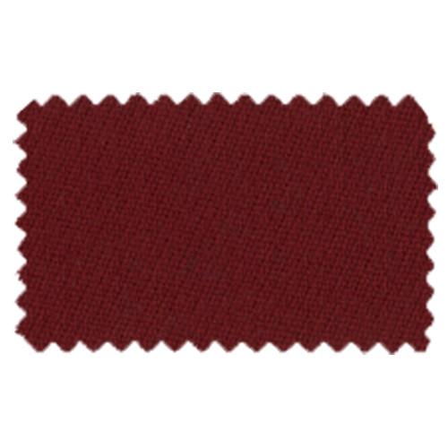 Strachan SuperPro 7' Burgundy Pool Table Cloth