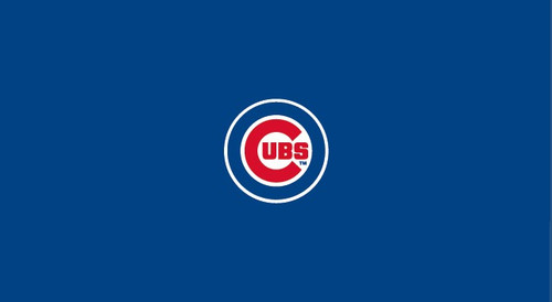Chicago Cubs Pool Table Felt – 8 foot table