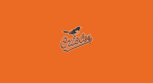 Baltimore Orioles Pool Table Felt – 9 foot table