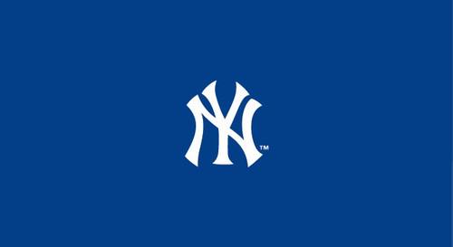 NY Yankees Pool Table Felt – 9 foot table