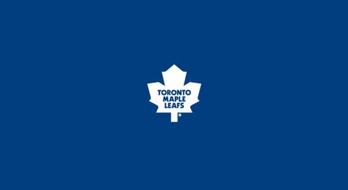 Toronto Maple Leafs Pool Table Felt – 8 foot table