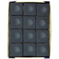 Silver Cup Chalk, Navy, 12-Piece Box
