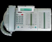 Nortel Meridian M3820 Telephone + CAPS