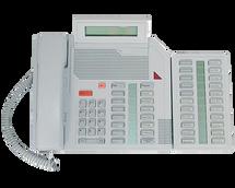 Nortel Meridian M2616D Telephone + CAPS