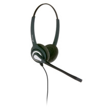 JPL 402 - PB Binaural Headset + U10P Connection Lead