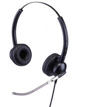 Eartec Office 509D Binaural Voice Tube Headset
