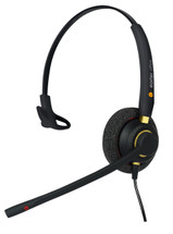 Eartec Office 510 Monaural Flex Boom Headset