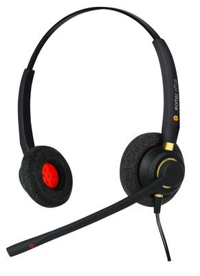 Eartec Office 510D Binaural Flex Boom Headset
