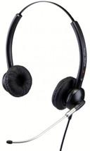Eartec Office 512D Binaural Fixed Boom Headset