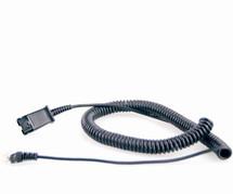 Eartec Office RJ9 QD Connecting Lead EAR-QD002