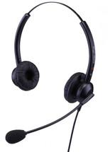 Double Ear Headset for BT Versatility V8 Phones