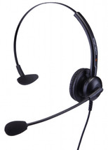 Single Ear Headset for Nortel T7316E Phones