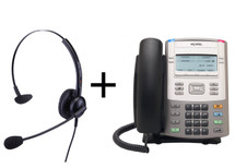 Package Offer on Nortel IP Phone 1120E + Eartec 308 Headset