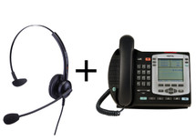 Package Offer on Nortel I2004 IP Phone + Eartec 308 Headset