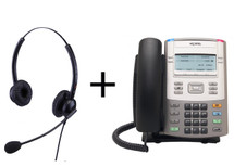 Package Offer on Nortel IP Phone 1120E Phone + Eartec 308D Headset