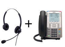 Package Offer on Nortel IP Phone 1140E + Eartec 308D Headset