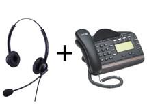 Package Offer on BT Versatility V8 Phone + Eartec 308D Headset
