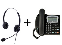 Package Offer on Nortel I2002 IP Phone + Eartec 308D Headset