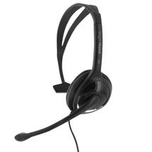 Eartec Office 150 USB Single Ear Headset - Side View 1