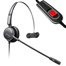 Eartec Office Pro 710V Easyflex Boom Monaural Headset
