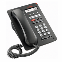 Side view - Avaya 1603SW - I IP Phone