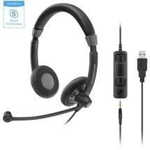 Sennheiser SC75 USB MS Binaural Headset