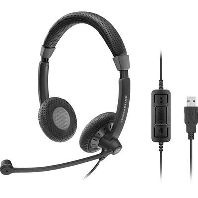 Sennheiser SC70 USB Ctrl Binaural Headset