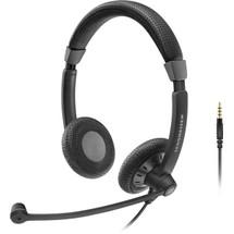 Sennheiser SC75 3.5mm Binaural Headset