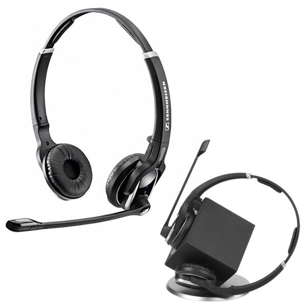 38e01009ef5 Sennheiser DW Pro 2 USB Binaural Wireless Headset - Commlinks