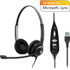 Sennheiser SC260 USB ML Lync Binaural Headset