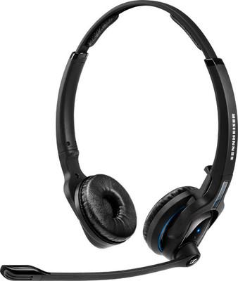 Sennheiser MB Pro 2 UC Bluetooth Headset (Twin Ear/Double Sided) - MS Lync Optimised